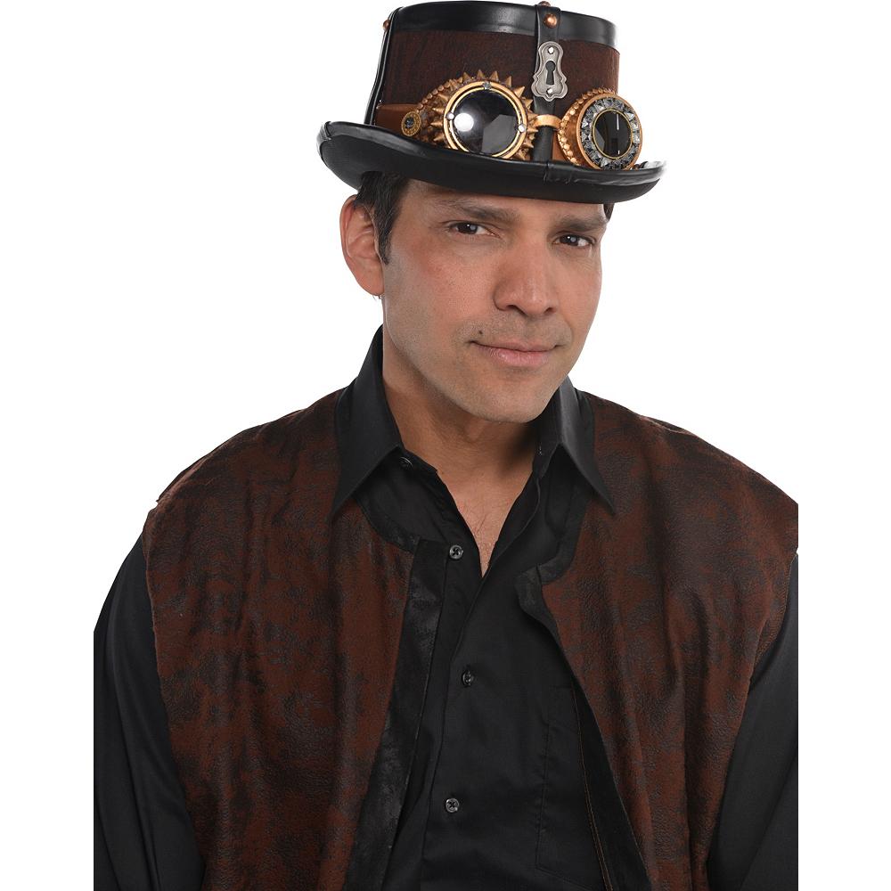 Deluxe Steam Punk Mini Top Hat