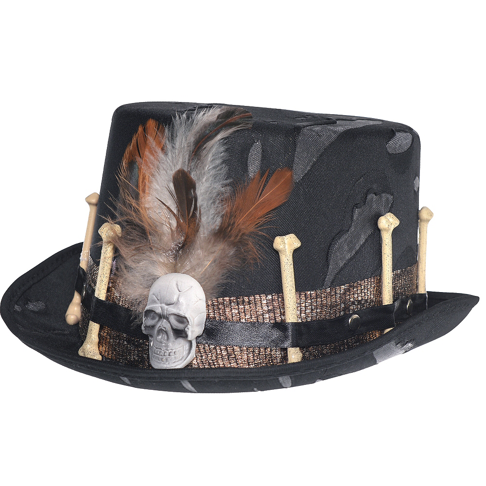 Witch Doctor Hat Image #1