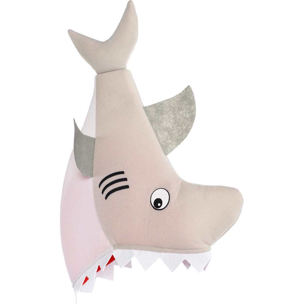 Biting Shark Hat Image #2