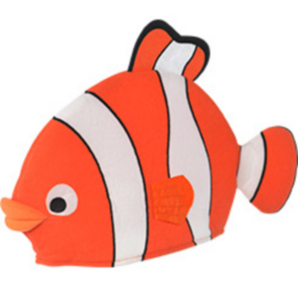 Cute Clownfish Hat Image #2