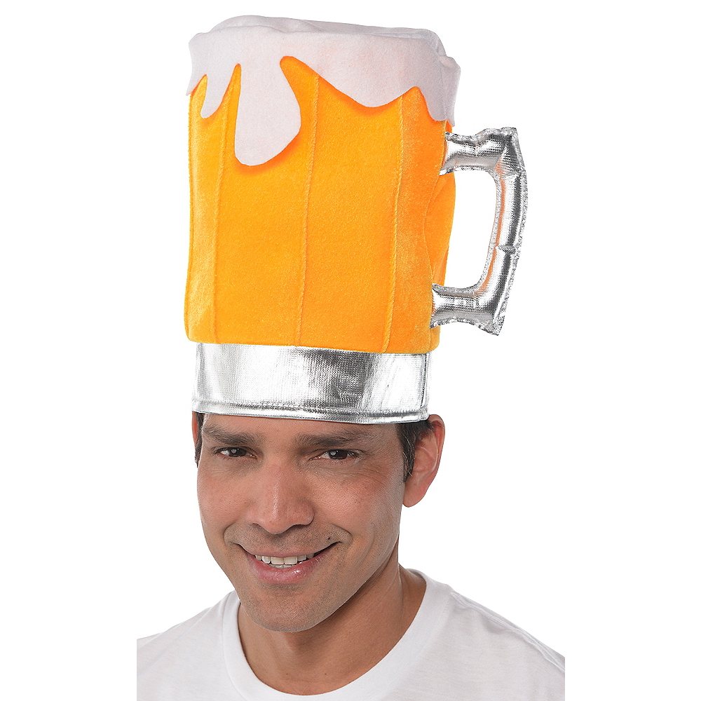 Beer Mug Hat Image #1