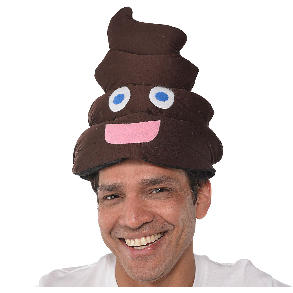 Nav Item for Poop Icon Hat Image #1