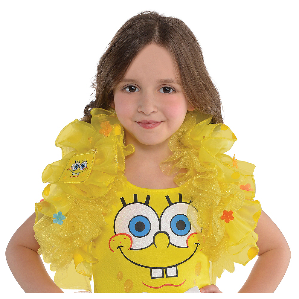 Nav Item for Child SpongeBob Shrug Image #1