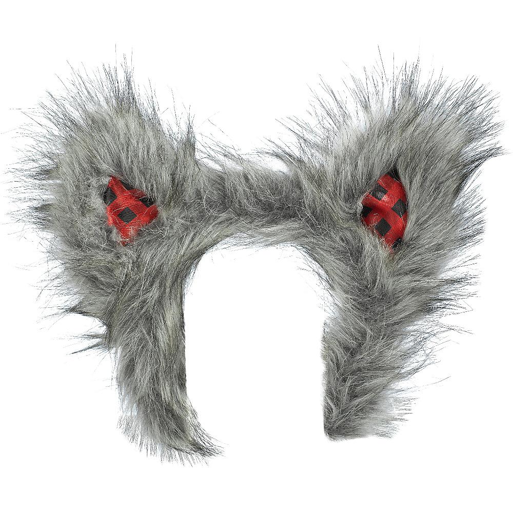 Little Red Riding Hood Wolf Ears Headband Image #1