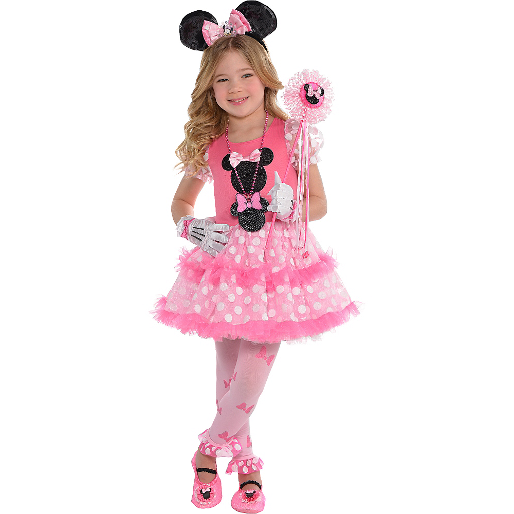 7b0415ed76a76 Child Minnie Mouse Tutu Dress Image #1 ...