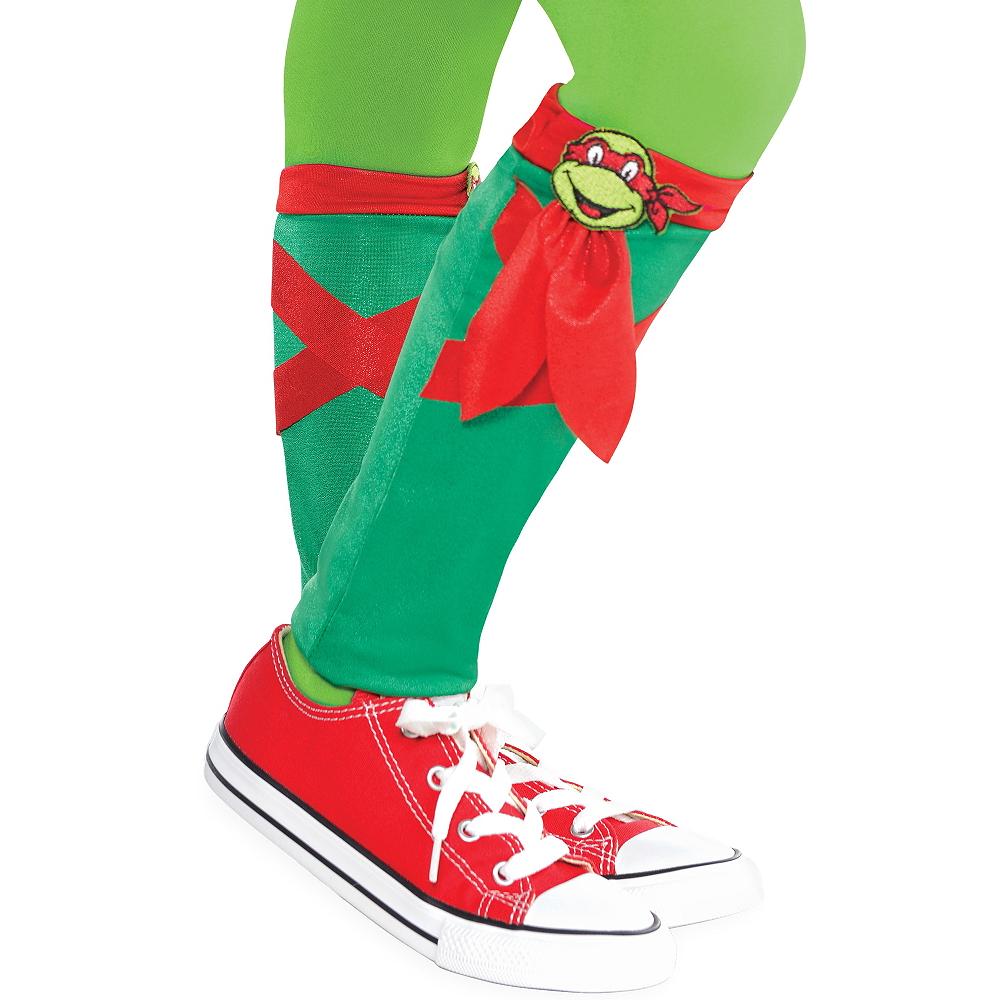 Child Raphael Leg Warmers - Teenage Mutant Ninja Turtles | Party City