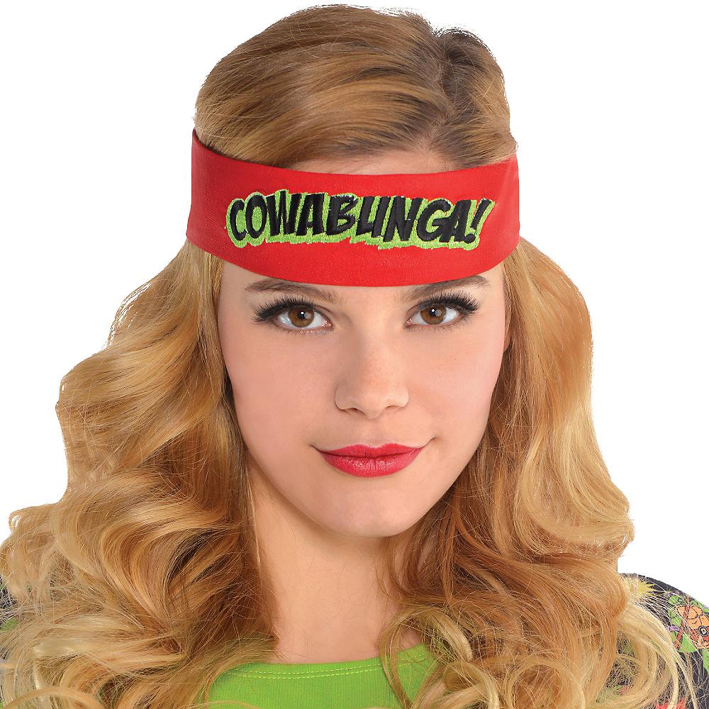 Teenage Mutant Ninja Turtles Headband Image #2