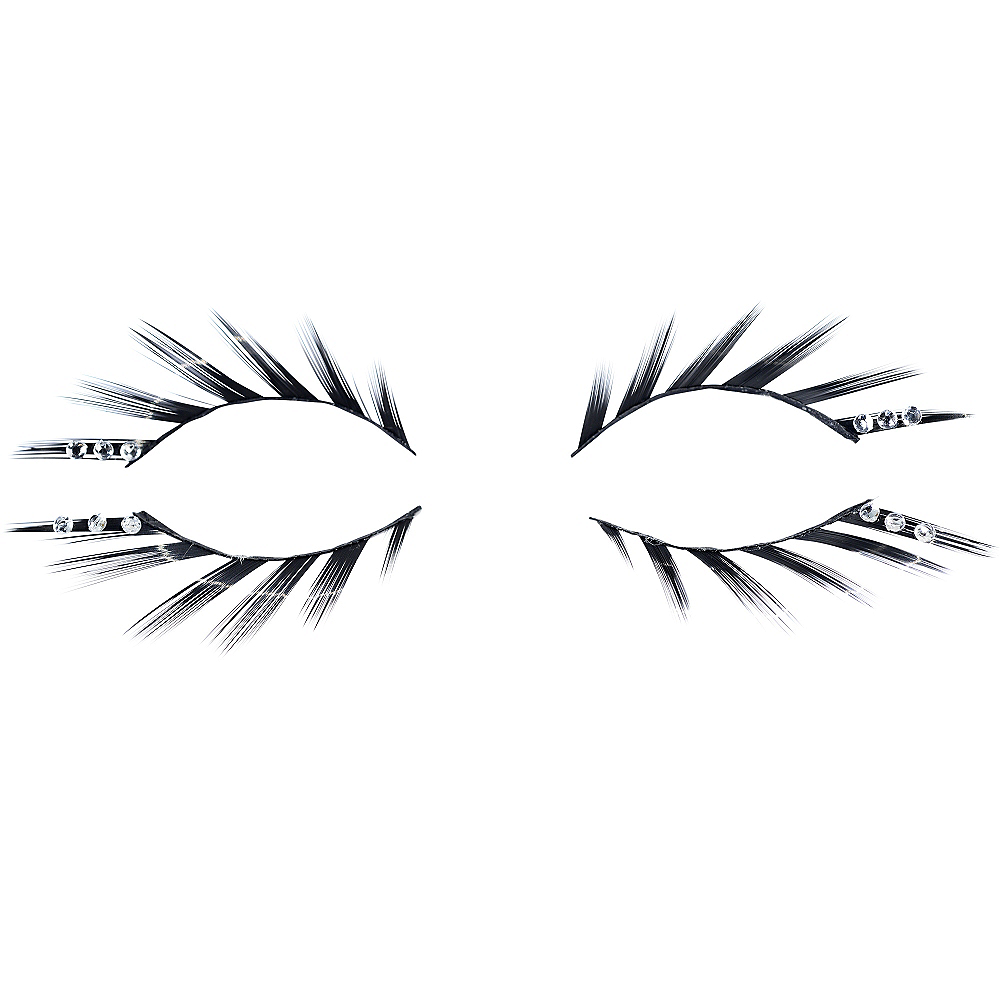 Jeweled Goddess False Eyelashes Image #2