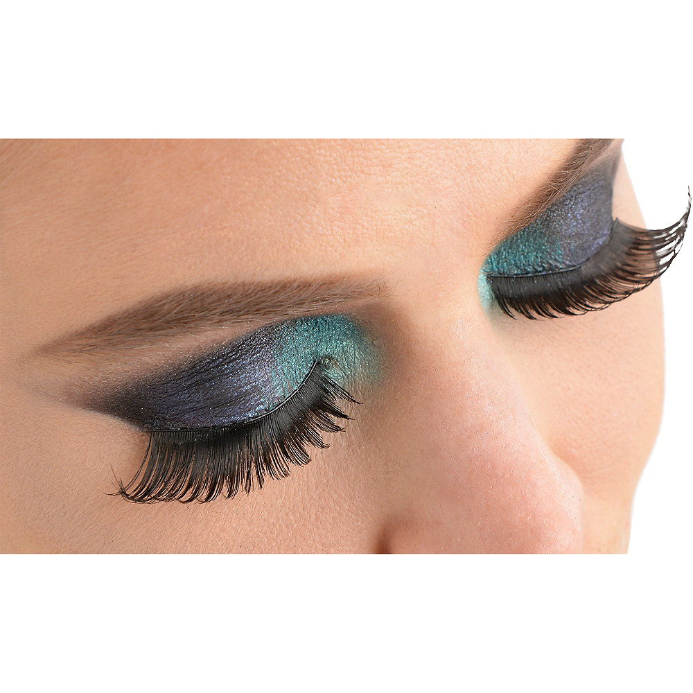Sultry Black False Eyelashes Image #2