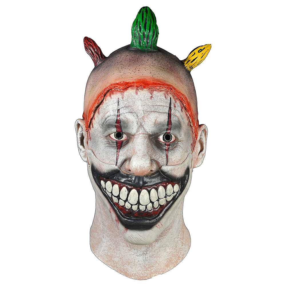 Nav Item for Twisty the Clown Mask - American Horror Story Image #1