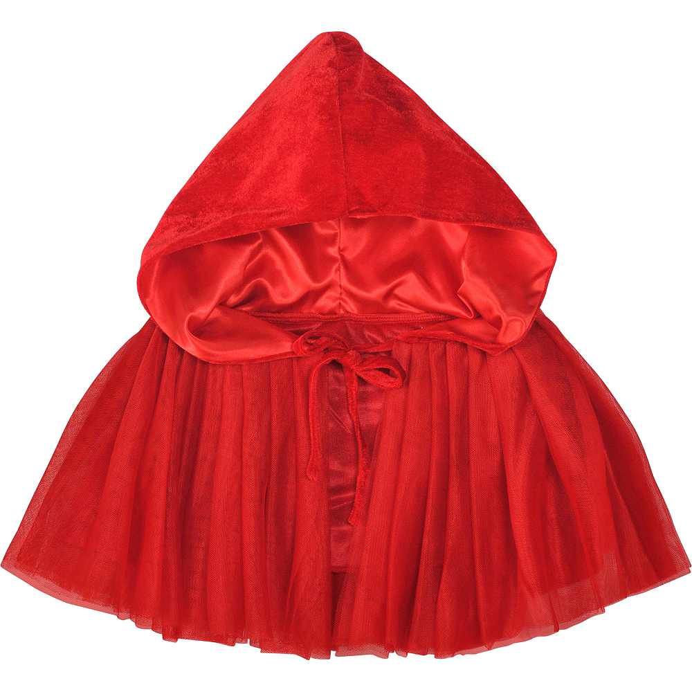 Little Red Riding Hood Capelet Image #2