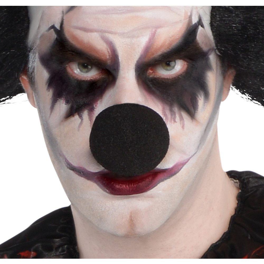 Black Clown Nose - Freak Show Image #1