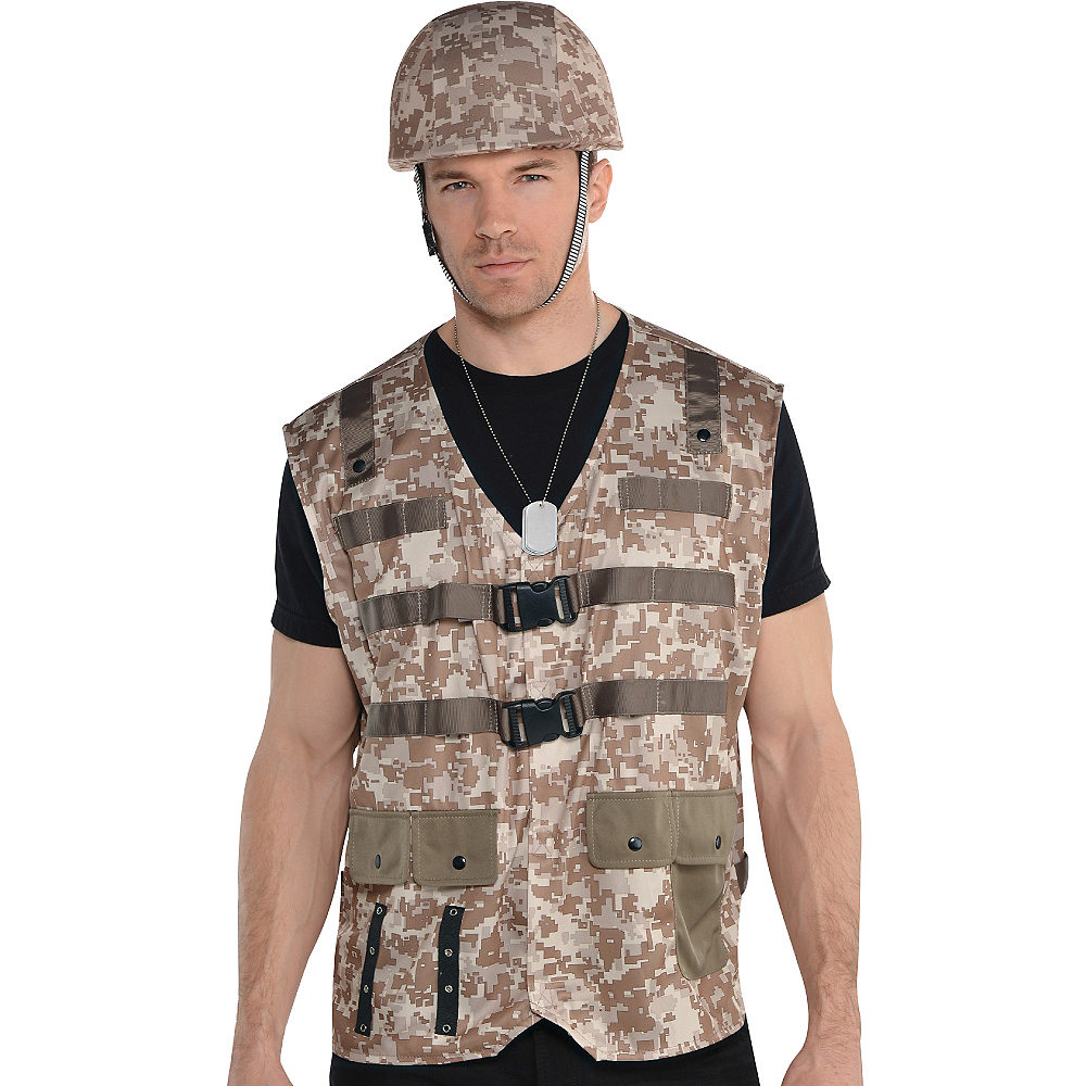 Nav Item for Military Vest Image #2