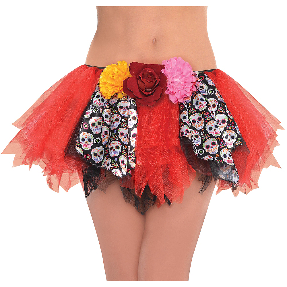 Day of the Dead Tutu Image #1