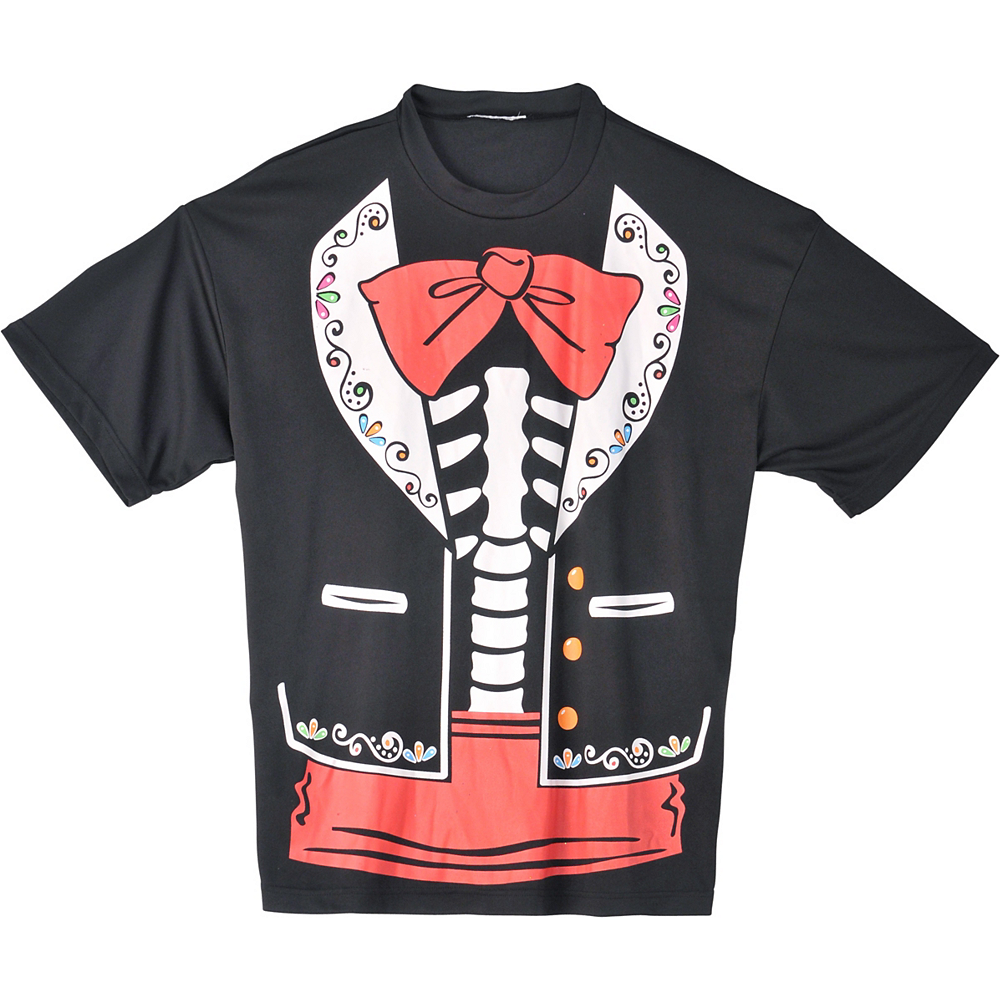 Day of the Dead T-Shirt Image #2