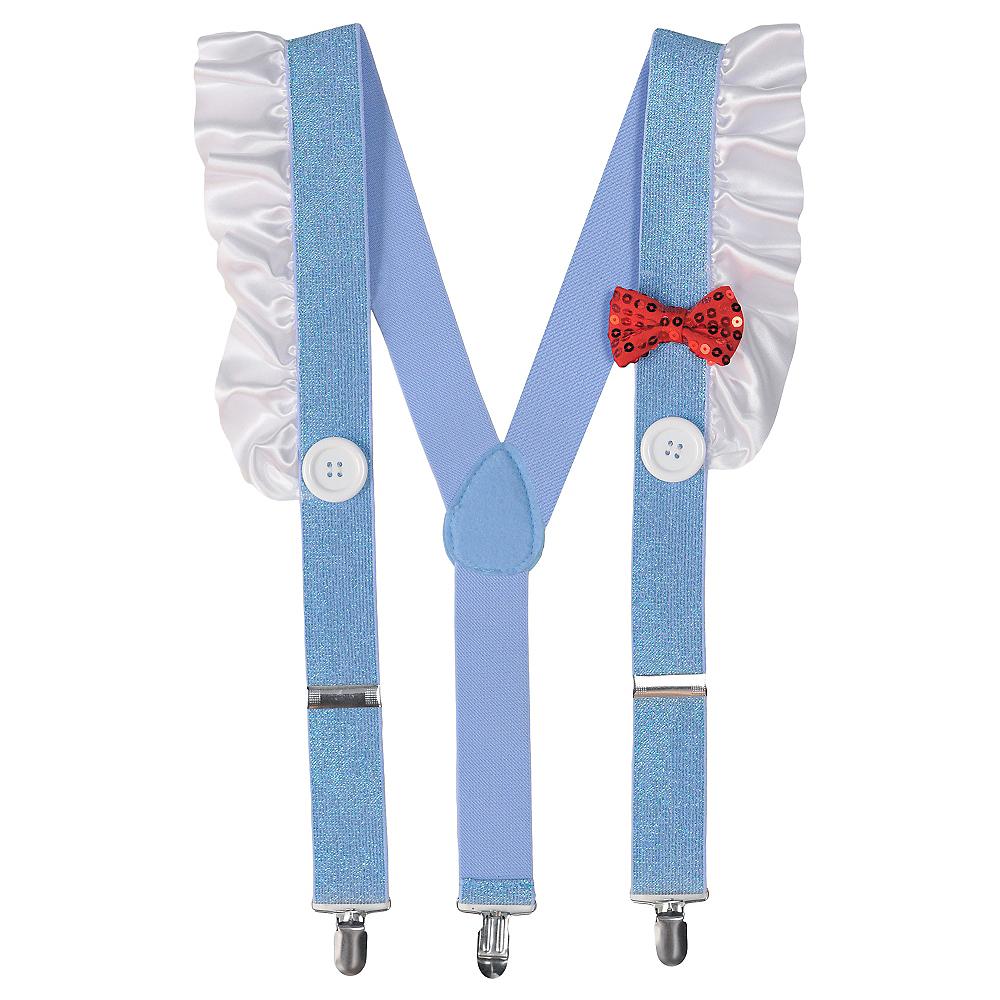Kansas Cutie Suspenders Image #1