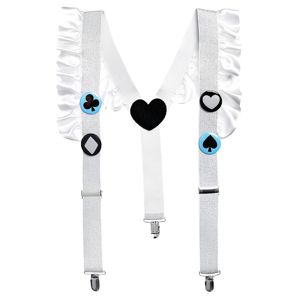 Wonderland Alice Suspenders Image #1