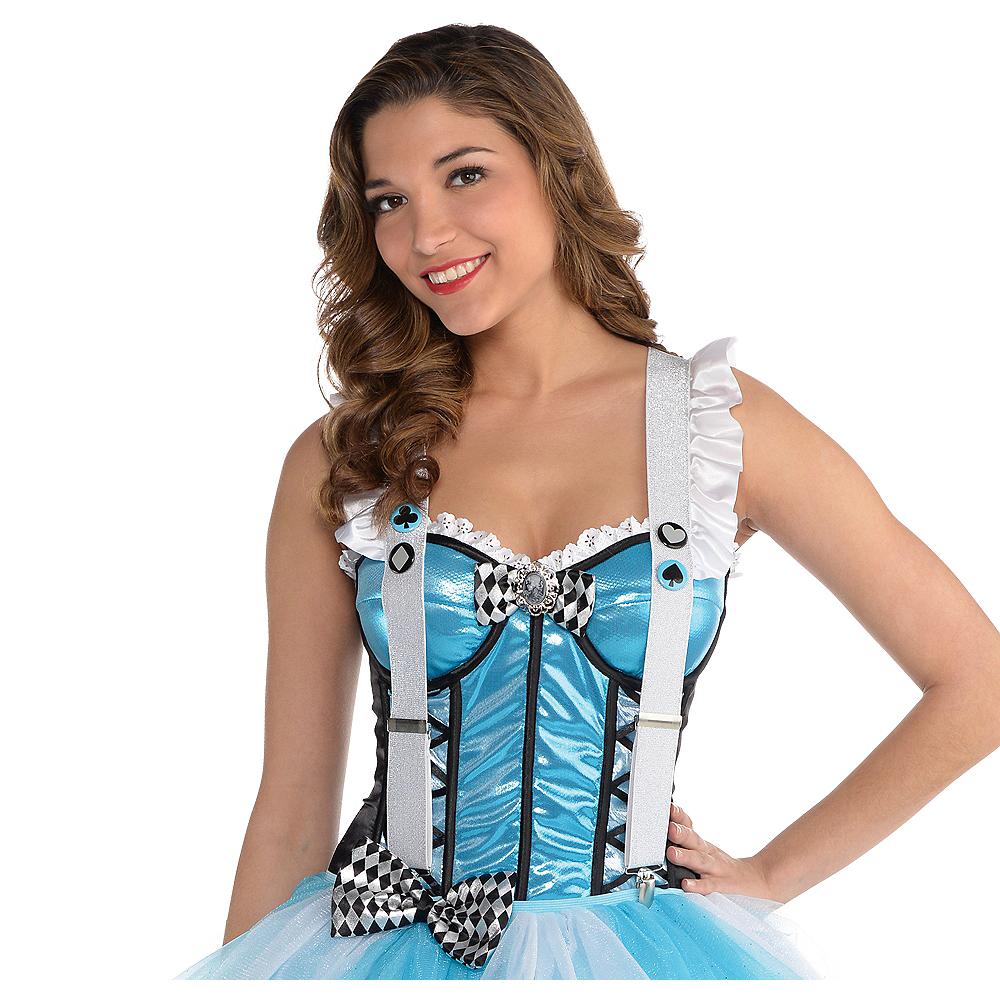 Wonderland Alice Suspenders Image #2