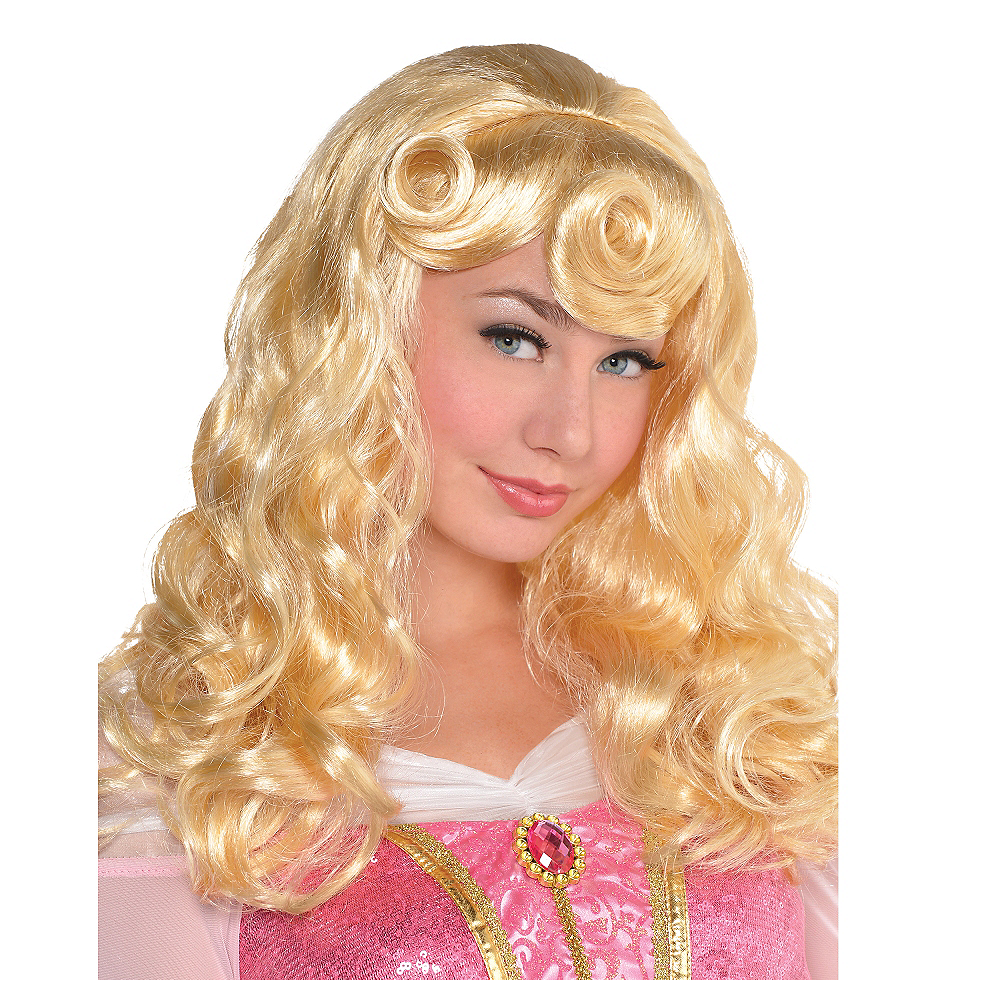 Aurora Wig Couture - Sleeping Beauty Image #1