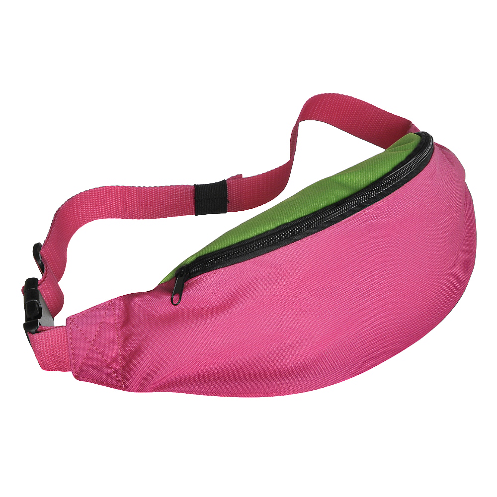 Nav Item for Pink Hip Hop Fanny Pack Image #1