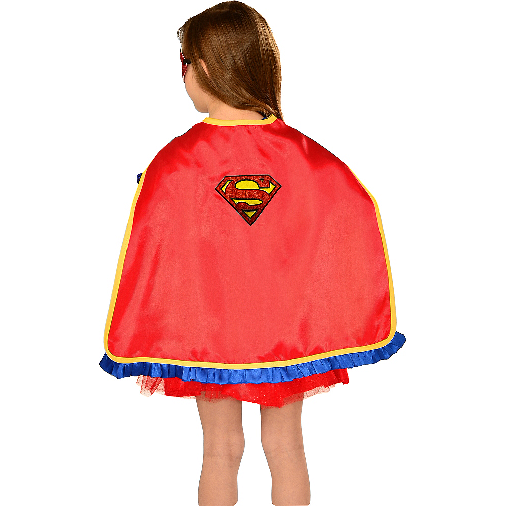 Child Supergirl Cape Image #1