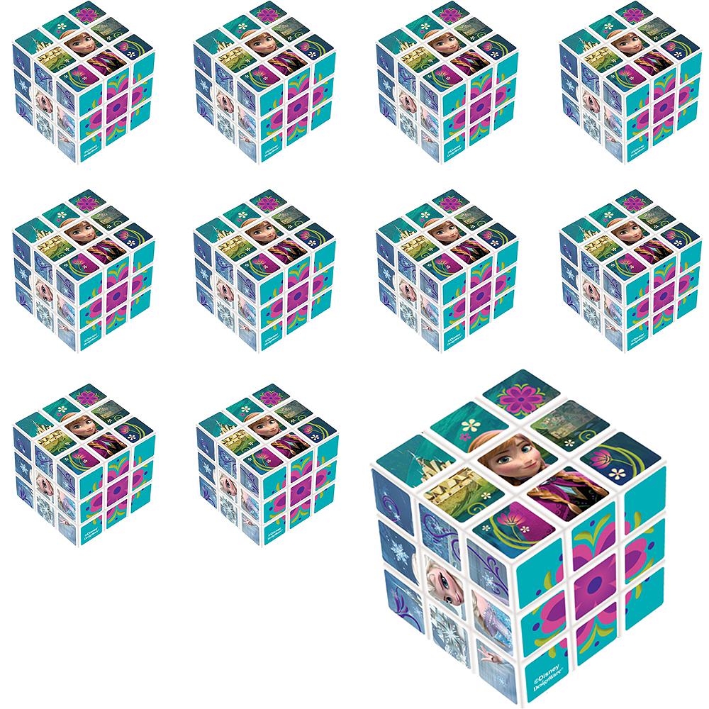 Frozen Puzzle Cubes 24ct Image #1