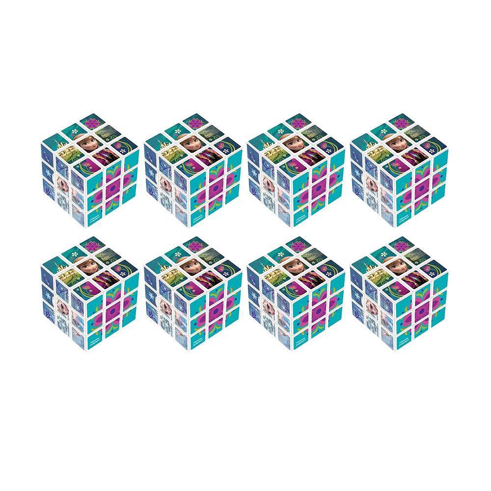 Frozen Puzzle Cubes 24ct Image #2