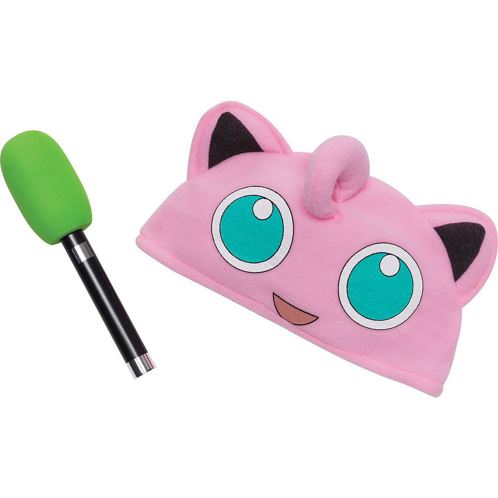 Child Jigglypuff Costume Accessory Kit 2pc - Pokemon Image #2
