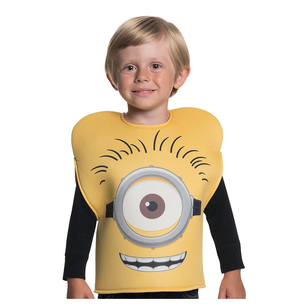 Child Foam Minion Shirt - Minions Movie Image #1