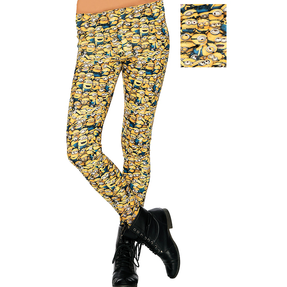 Minion Leggings - Minions Movie Image #1