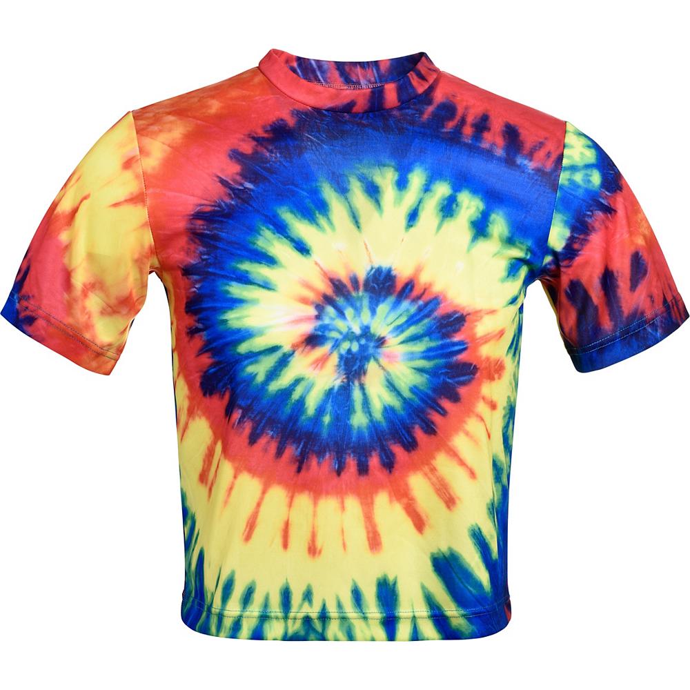 Child 60s Hippie Tie-Dye T-Shirt Image #2