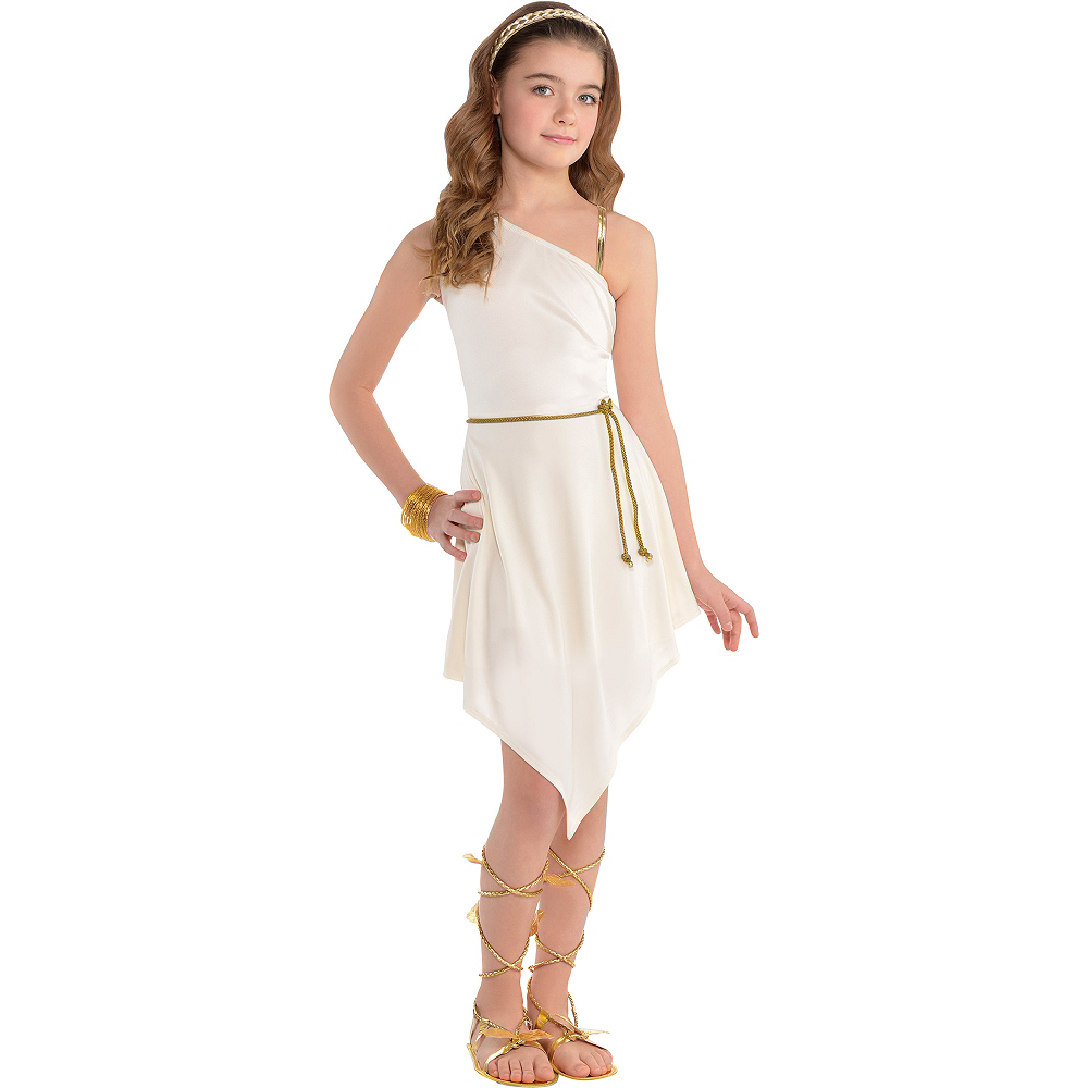 Child Goddess Dress Image #1