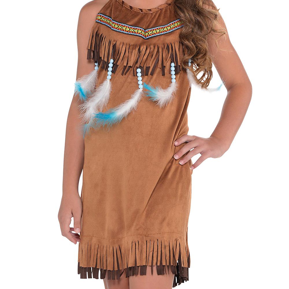 Child Native American Dress Image #2