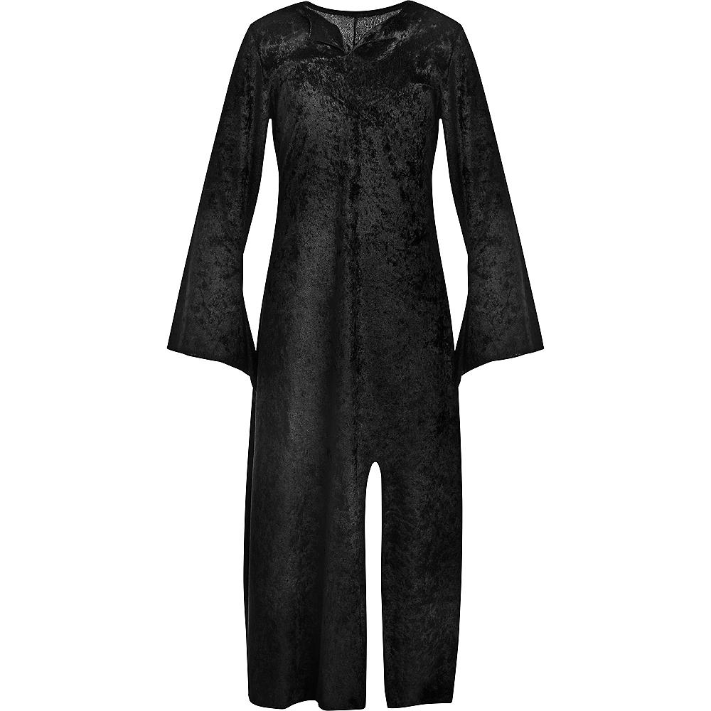 Child Black Witch Dress Image #2