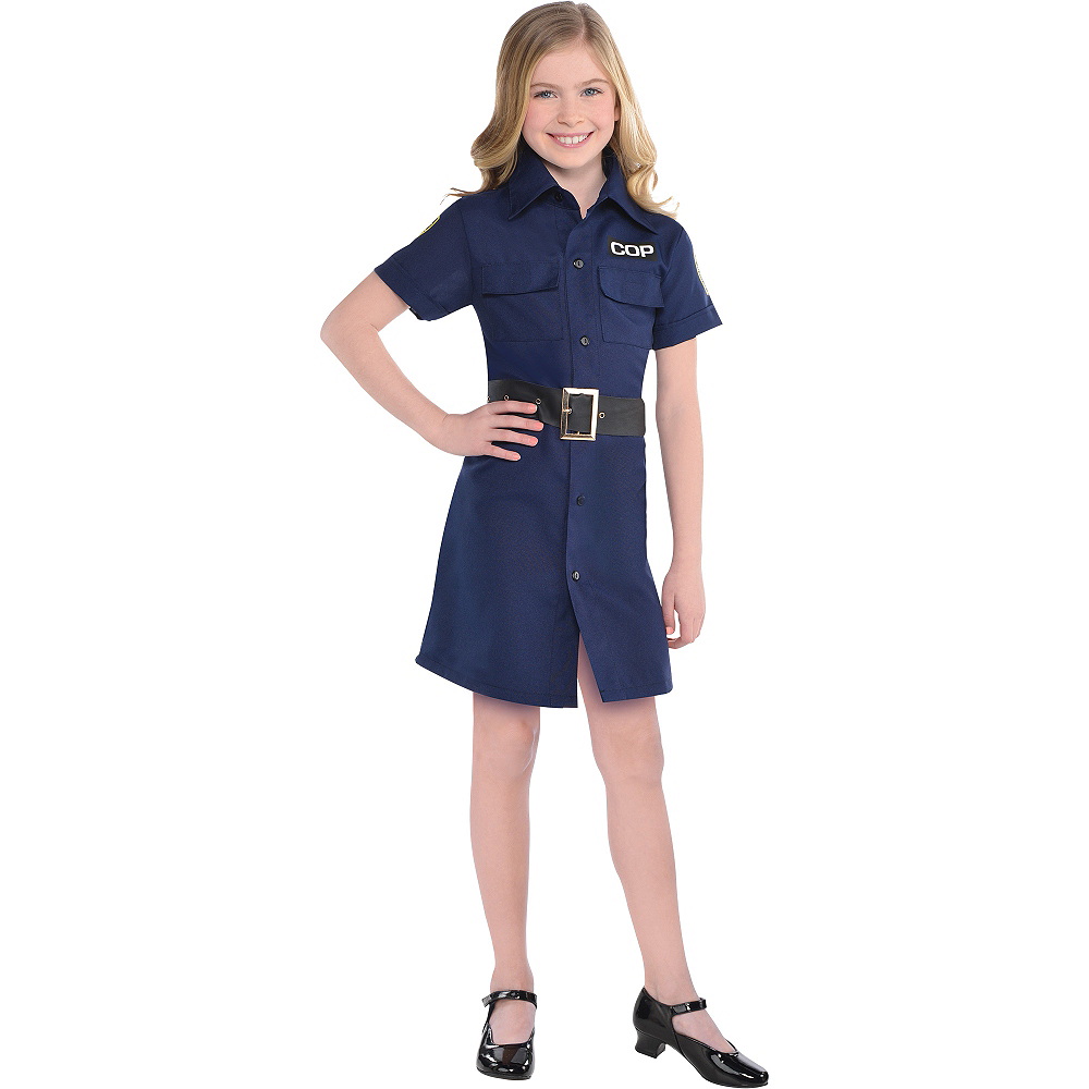 Child Cop Dress Image #2