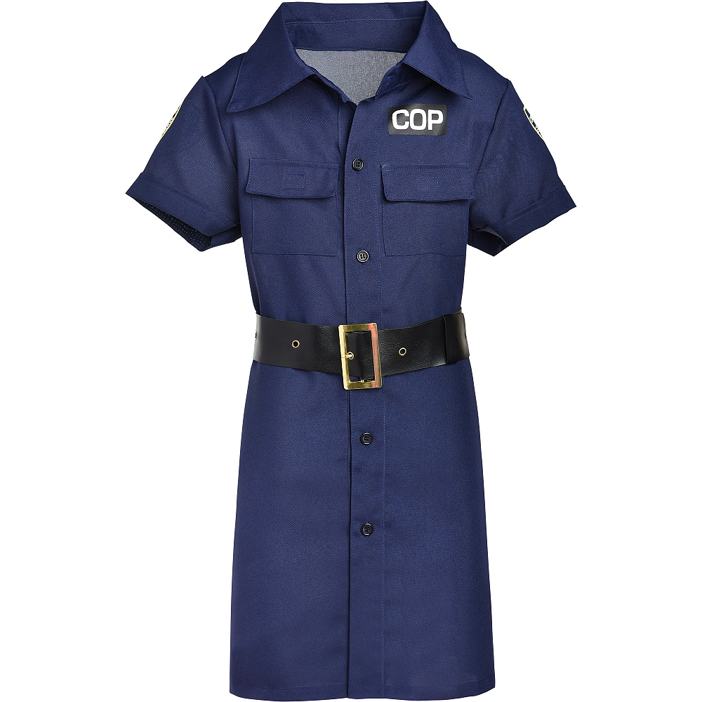 Child Cop Dress Image #3