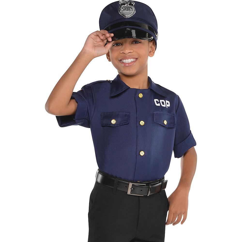 Child Cop Shirt Image #1