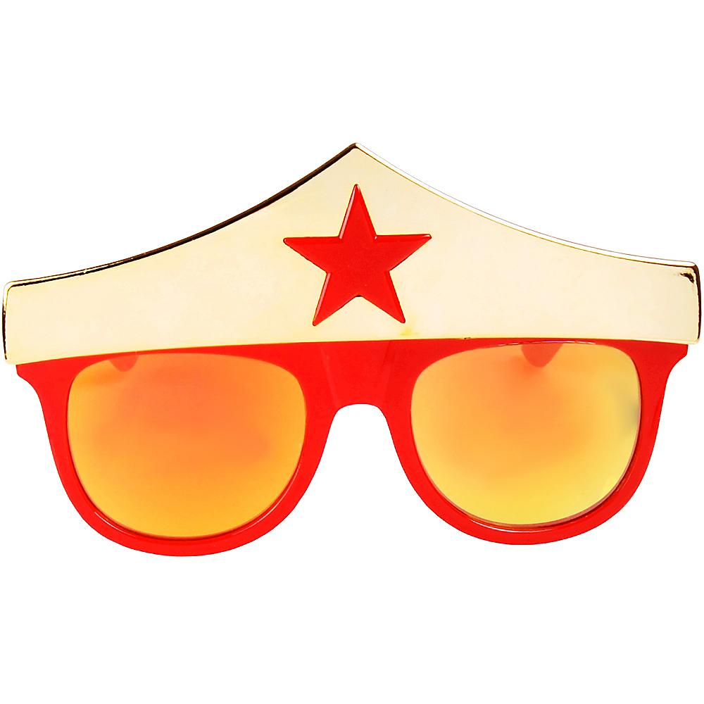 Wonder Woman Sunglasses Image #1