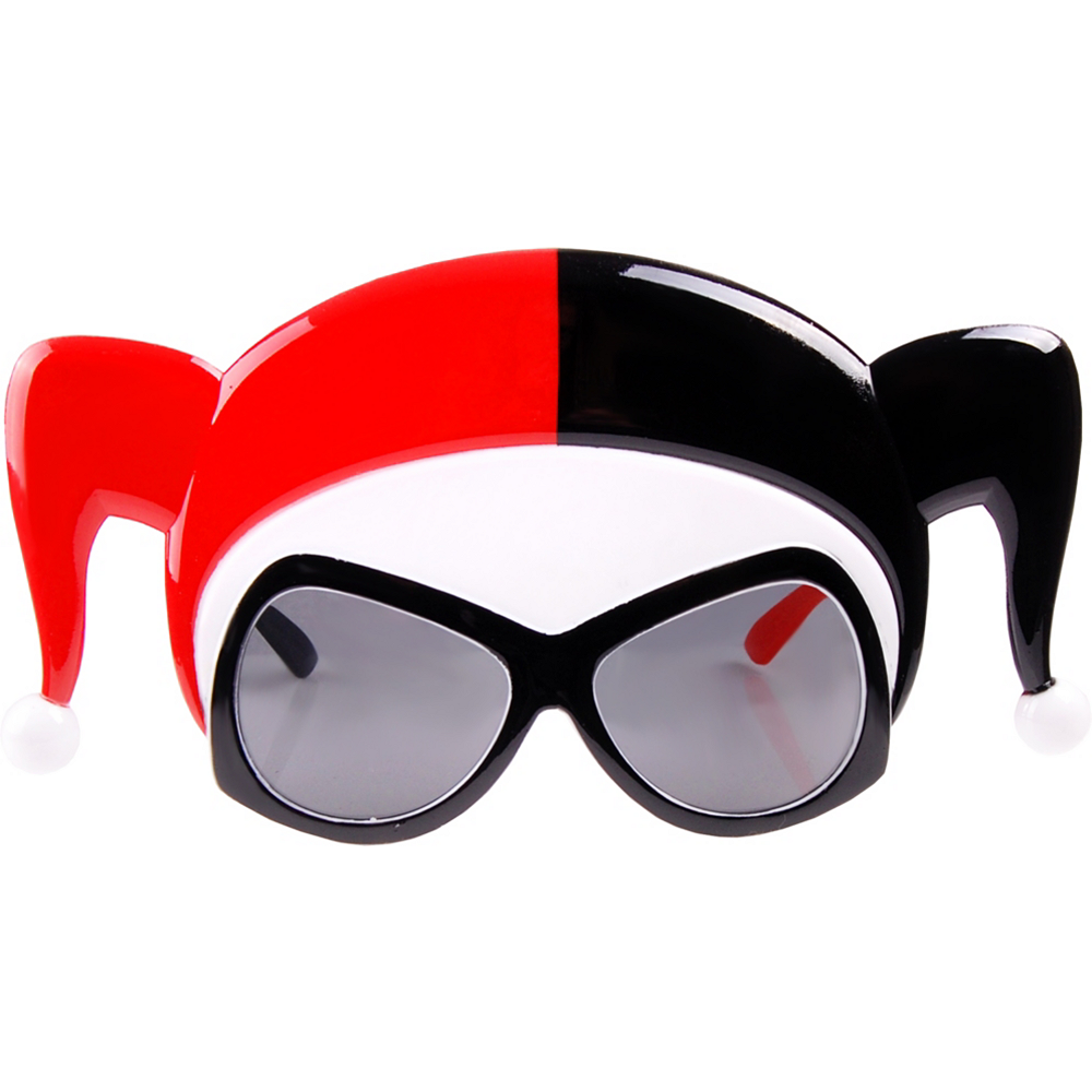 Nav Item for Harley Quinn Sunglasses - Batman Image #1