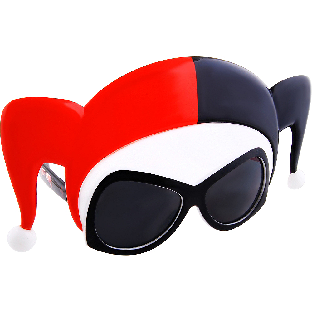 Nav Item for Harley Quinn Sunglasses - Batman Image #2