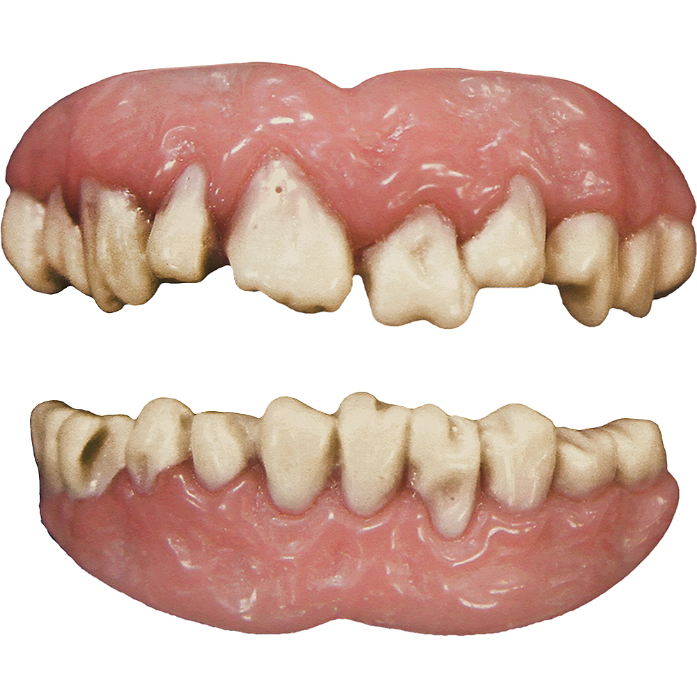 Zombie Teeth 2pc- Tinsley Transfers Image #2