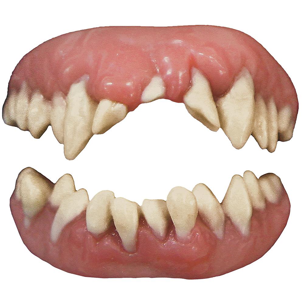 Monster Teeth 2pc- Tinsley Transfers Image #2