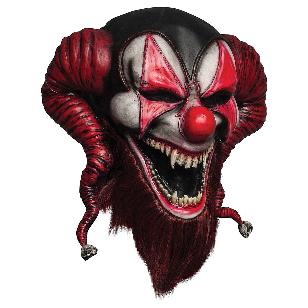 Nav Item for Evil Jester Mask Image #1