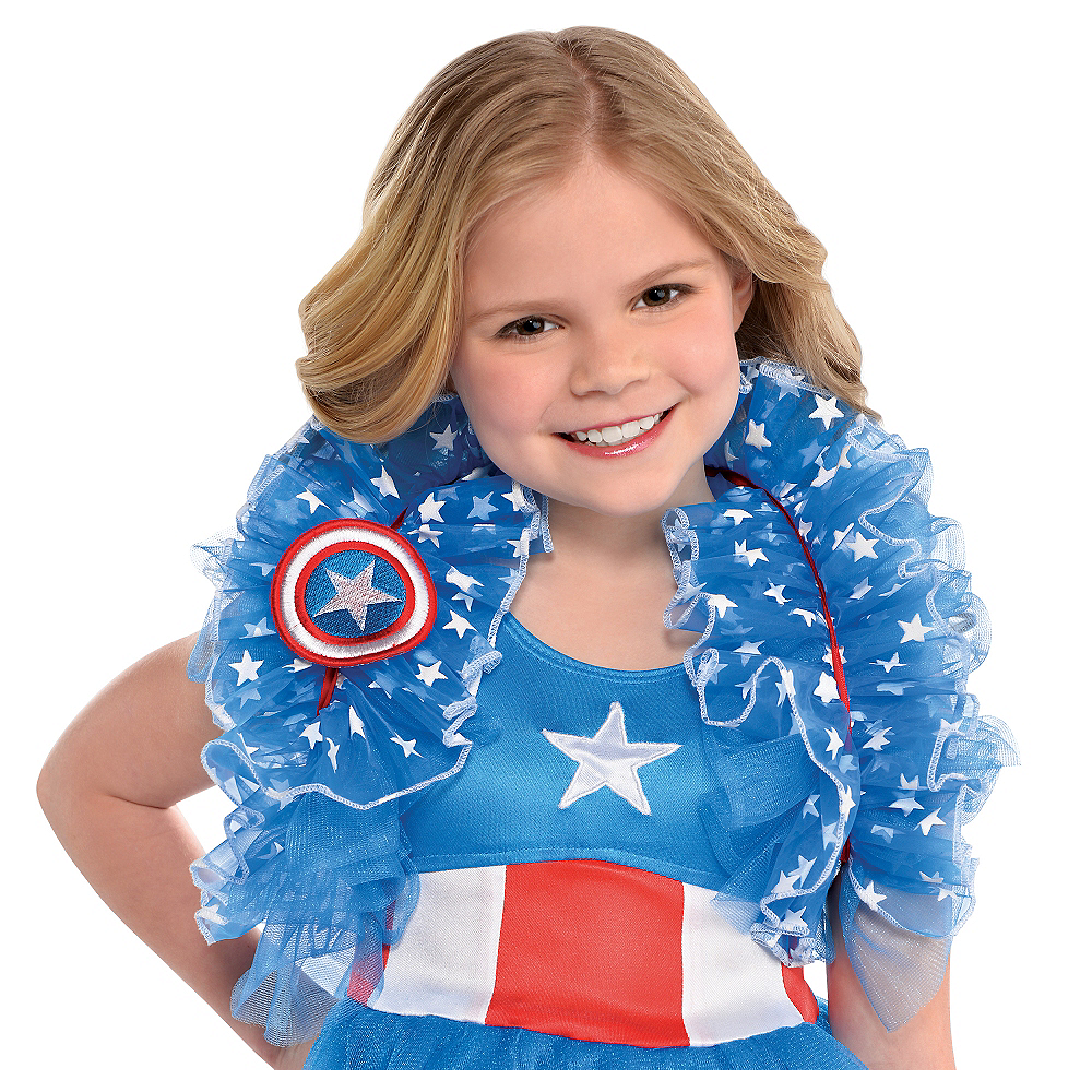 Child American Dream Shrug Image #1