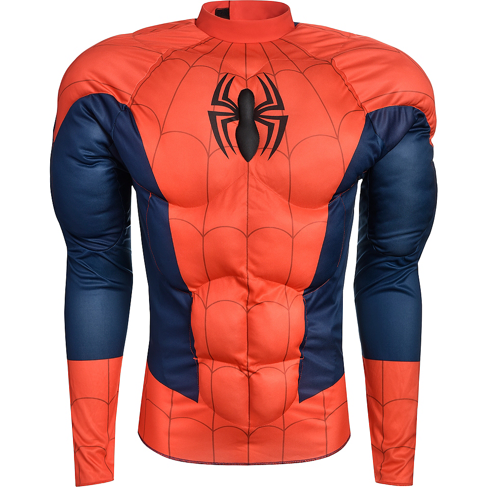 Spider-Man Muscle Shirt Image #2