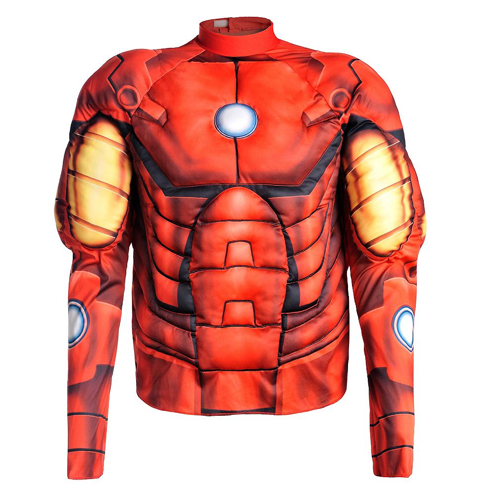 Iron Man Muscle Shirt Image #1