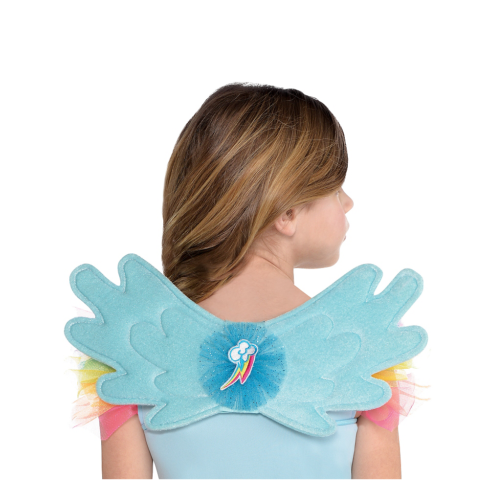 Child Rainbow Dash Wings - My Little Pony Image #1