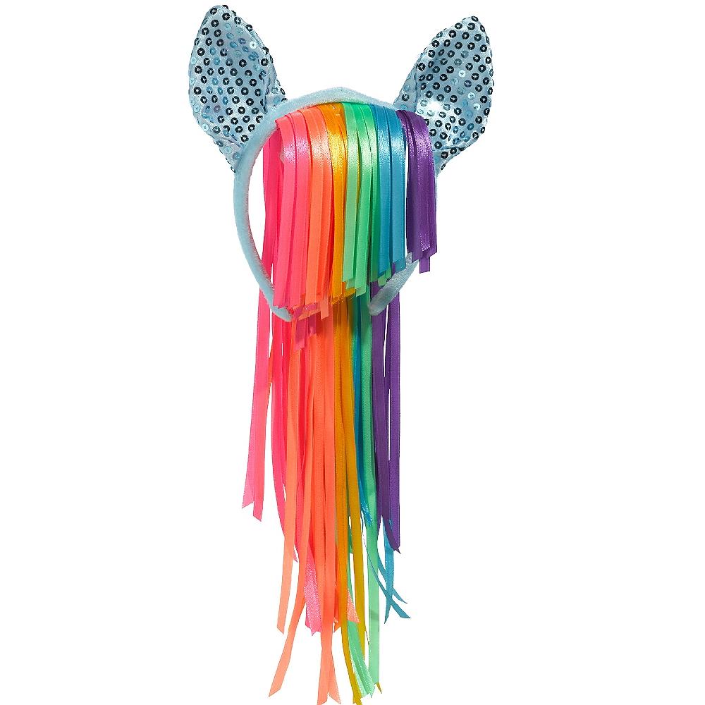 Nav Item for Rainbow Dash Headband Deluxe - My Little Pony Image  1 ... 3f6b47d81b4