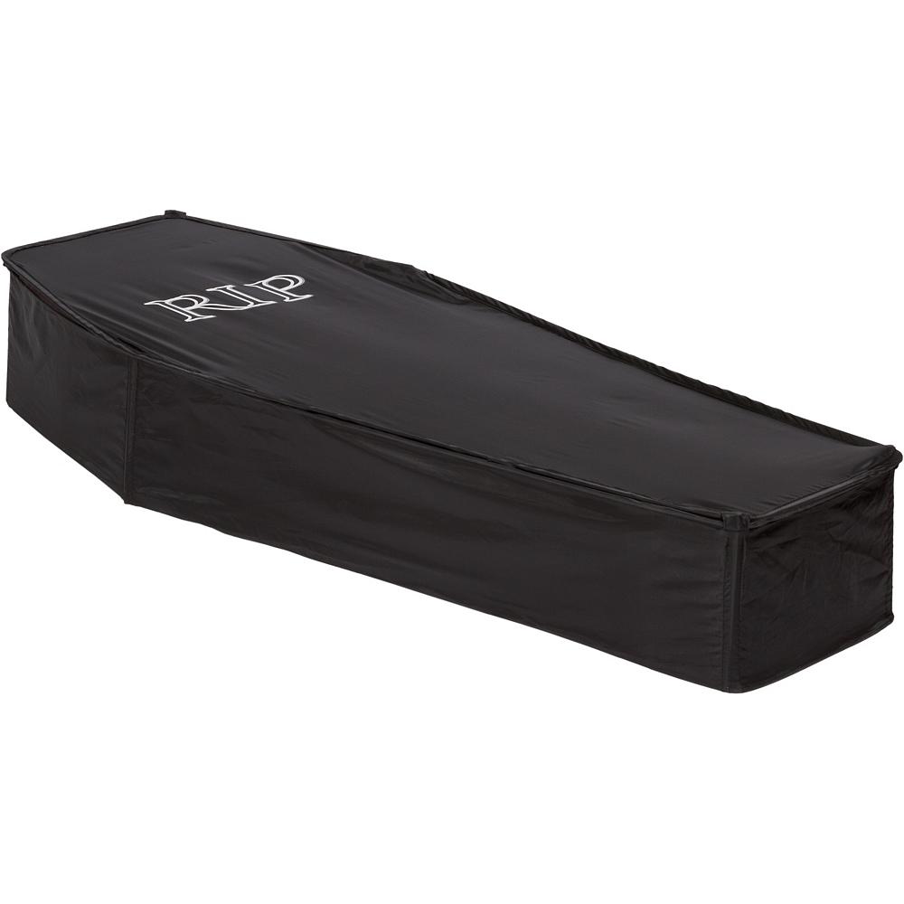 Pop-Up Black Coffin Image #2