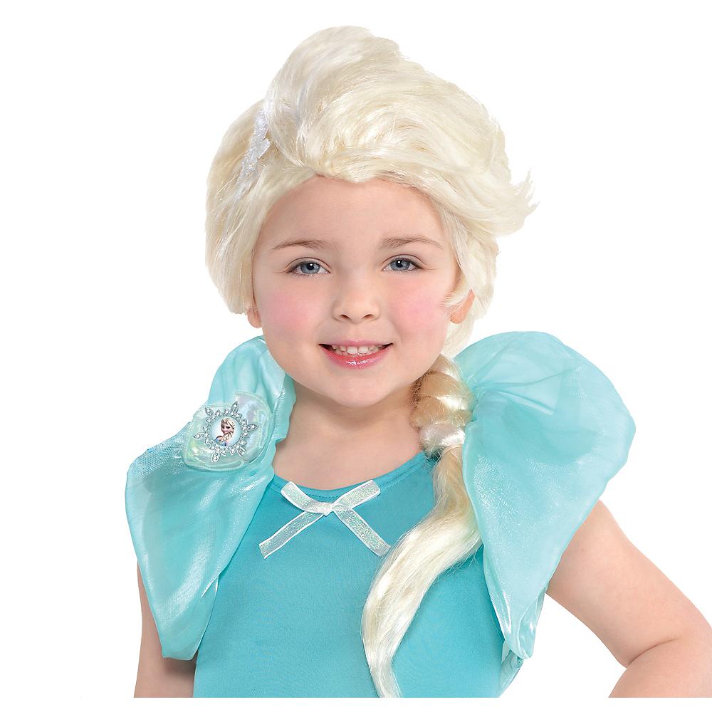 Elsa Shrug- Frozen Image #1